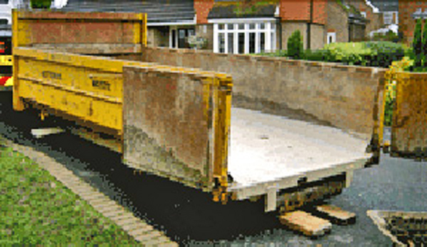Multilift 10 Tonne Roll On/Off Walk In Skips - Stoke on Trent  and Newcastle under Lyme
