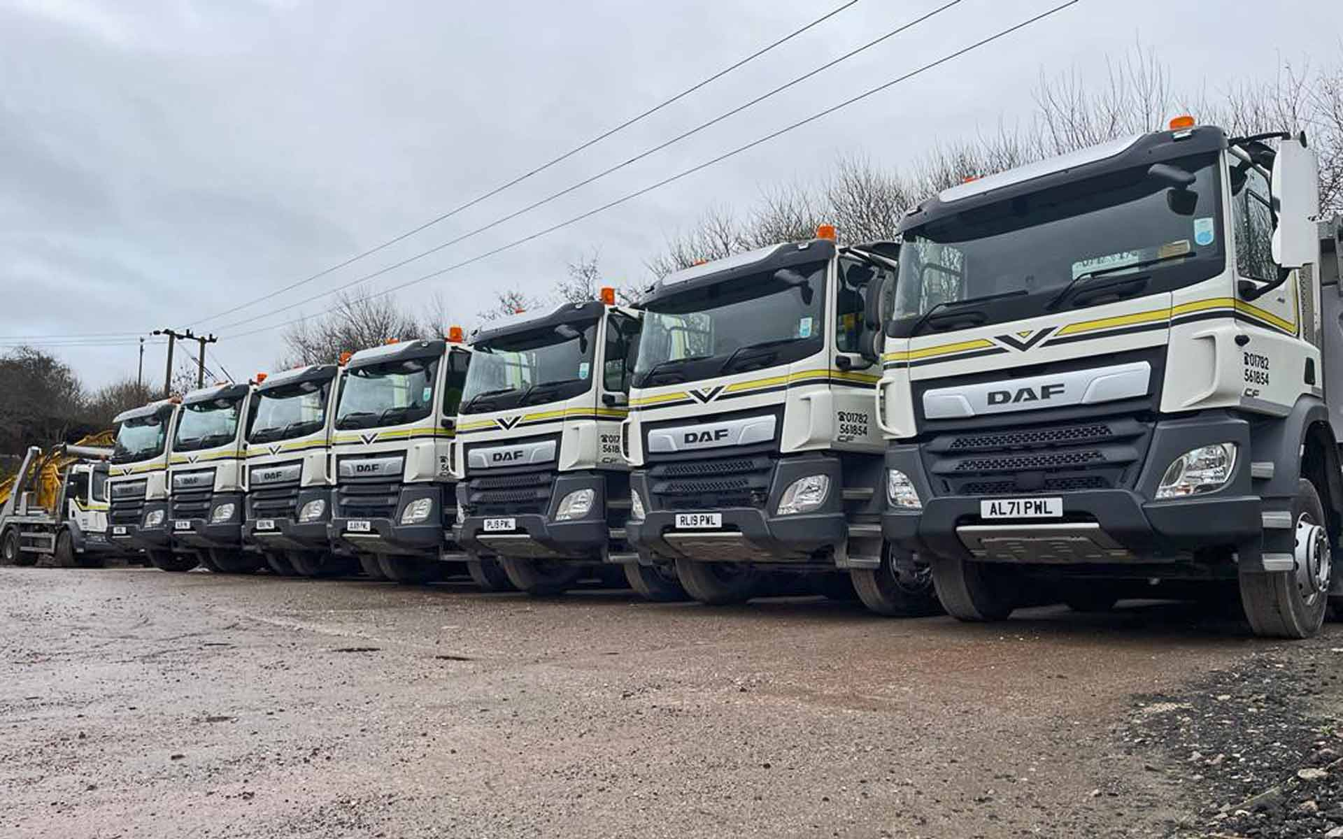 Potteries Waste Hire Newcastle under Lyme and Stoke on Trent